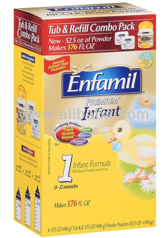 Mjn China: Enfamil Infant Formula Powder 1490g Made In US Targeted