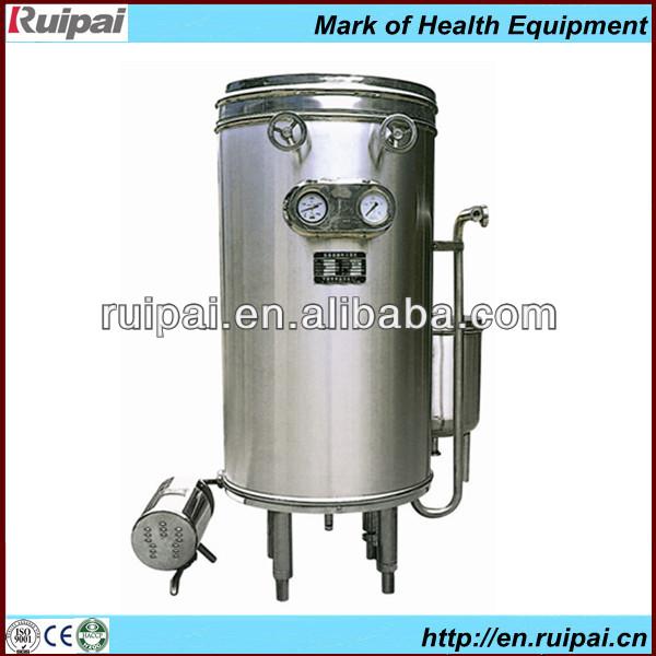 Coil UHT Instant Sterilizer Equipment UHT-1