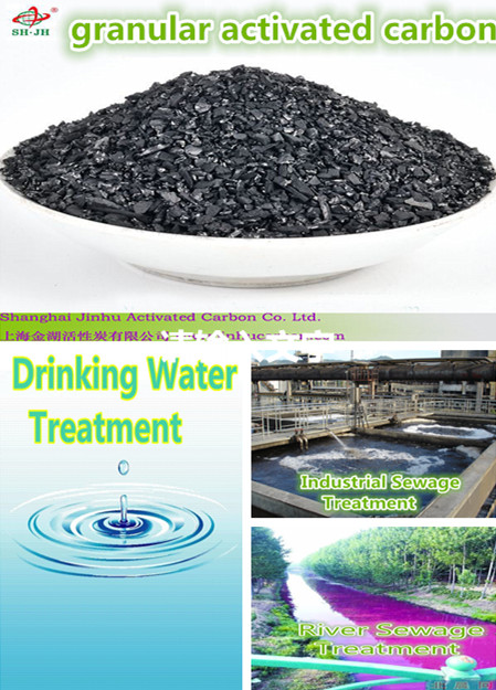 Briquette Activated Carbon Based Coconut for pure tap water treatment