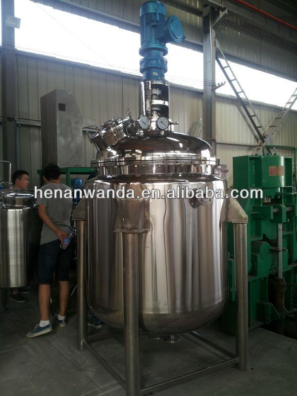 316/304 Stainless steel beer fermentation tank