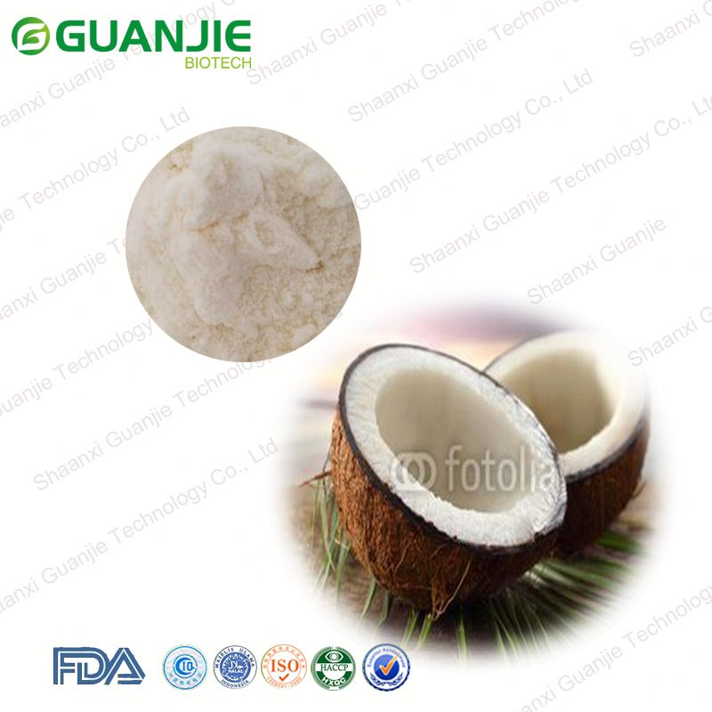 GMP 100% Natural Water Soluble Coconut Extract Flavour Powder