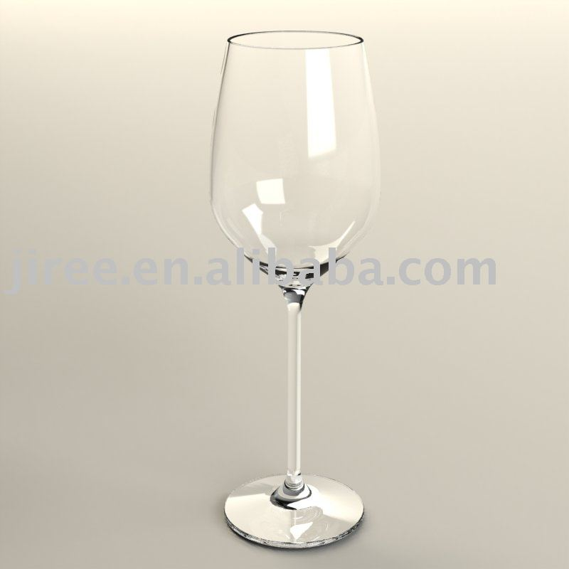 Unbreakable Plastic Red Wine Glass Products China