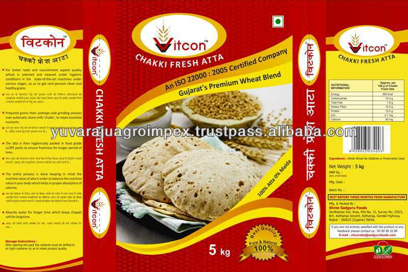 Wheat Flour Supplier in India products,India Wheat Flour