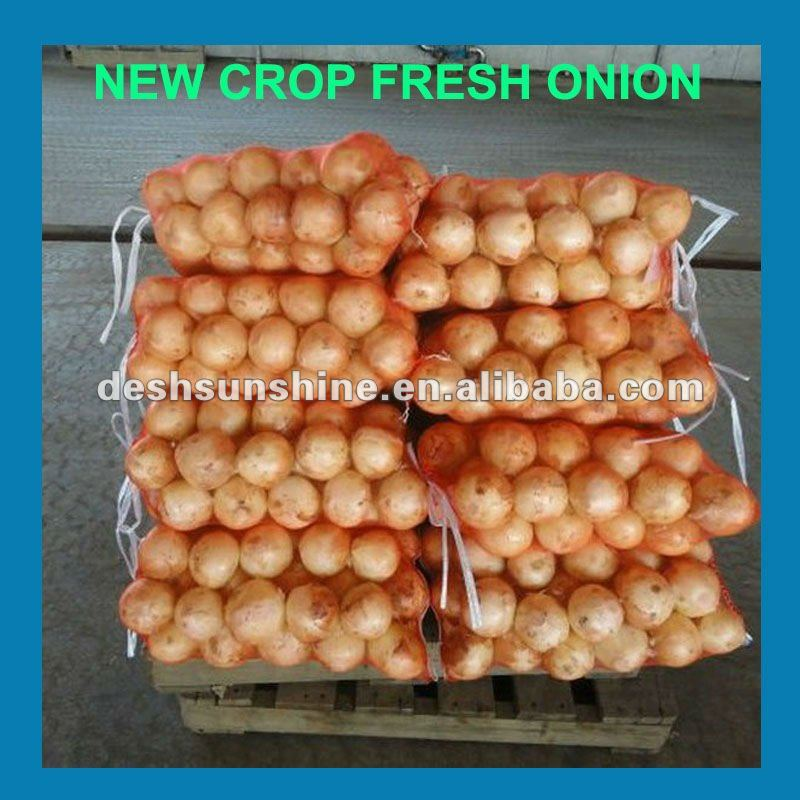2012 New Crop Grade A Chinese small yellow onion(50-80mm)