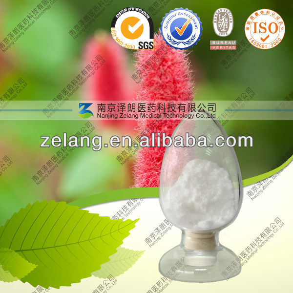 CAS:61276-17-3 Natural Cistanche Tubulosa Extract Acteoside 98%