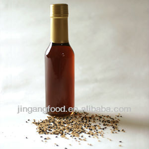 100% pure high quality delicious sesame oil