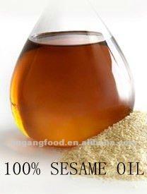 Sesame oil 100% pure chinese seasoning oil