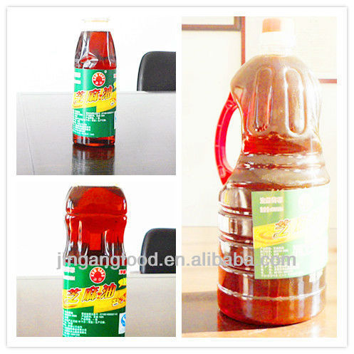 High purety chinese refined white sesame oil