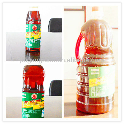 Hydraulic bottled/cans 100% pure sesame oil
