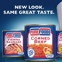 Pure foods vienna sausage products philippines pure foods for Wohndesign pure vienna 2014