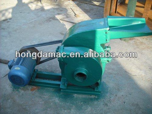 Wood Crushing Machine making sawdust and biomass powder quickly