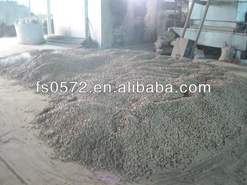 Coconut Shell Biomass Automatic Pellet Making Production Line
