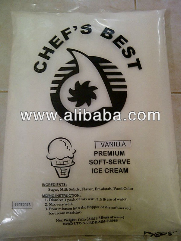 Soft Serve Ice Cream Mix products,Philippines Soft Serve Ice Cream Mix ...