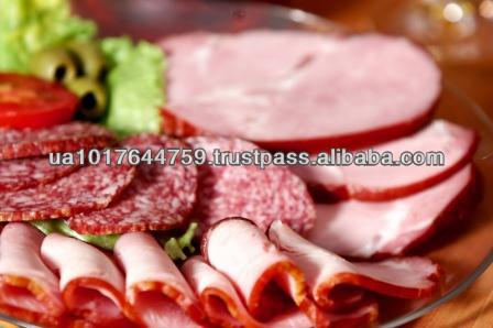 RAW SMOKED SAUSAGES & MEAT SNACKS