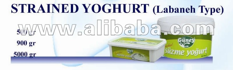 STRAINED YOGHURT (LABANEH TYPE)