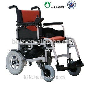 Folding Light Weight Power Wheelchair Bz 6201 Products