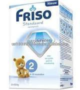 Original 5 X 28 Oz Friso Standard 2 Milk Powder Dutch Baby ...