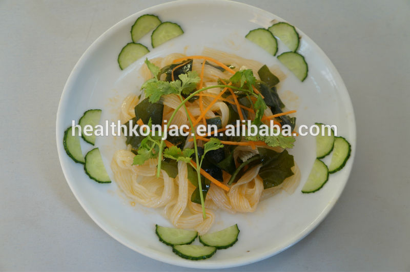 how to make konjac shirataki noodles