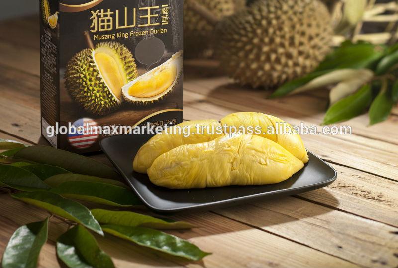 Premium Grade Musang King Malaysia Durian Products