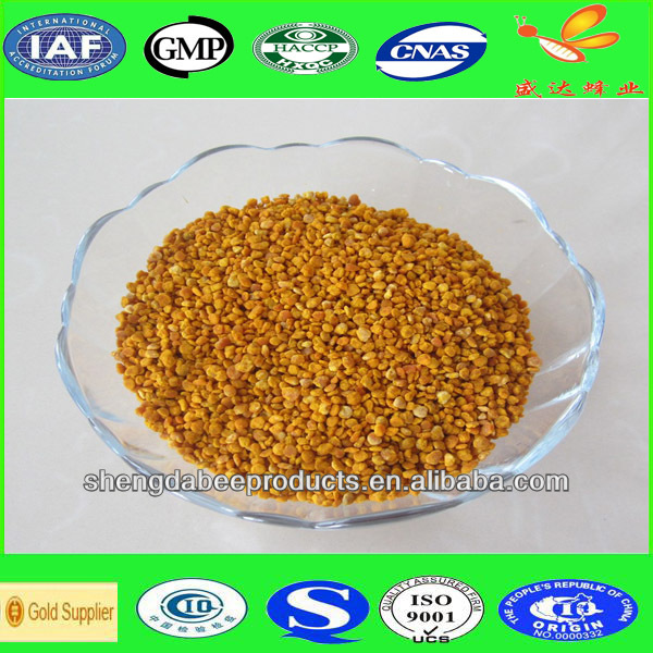 High quality pure natural new zealand bee pollen in bulk supply