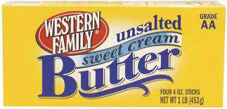 REFINED SHEA BUTTER,UNSALTED SWEET CREAM BUTTER