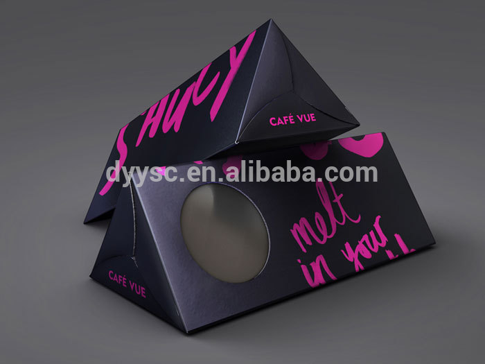 Cool Design candy Paper Box/pizza paper Box/Paper Card Box