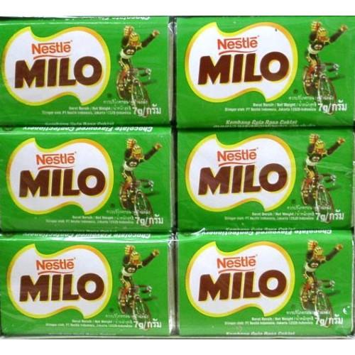 Chocolate Milo Bar