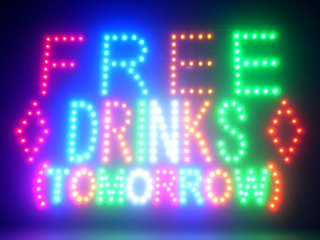 60059 Free Drinks Tomorrow Tiki Bar Happy Hour Daiquiri ...
