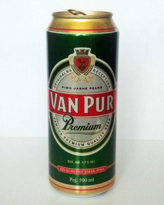 VAN PUR Premium Can 0,5L