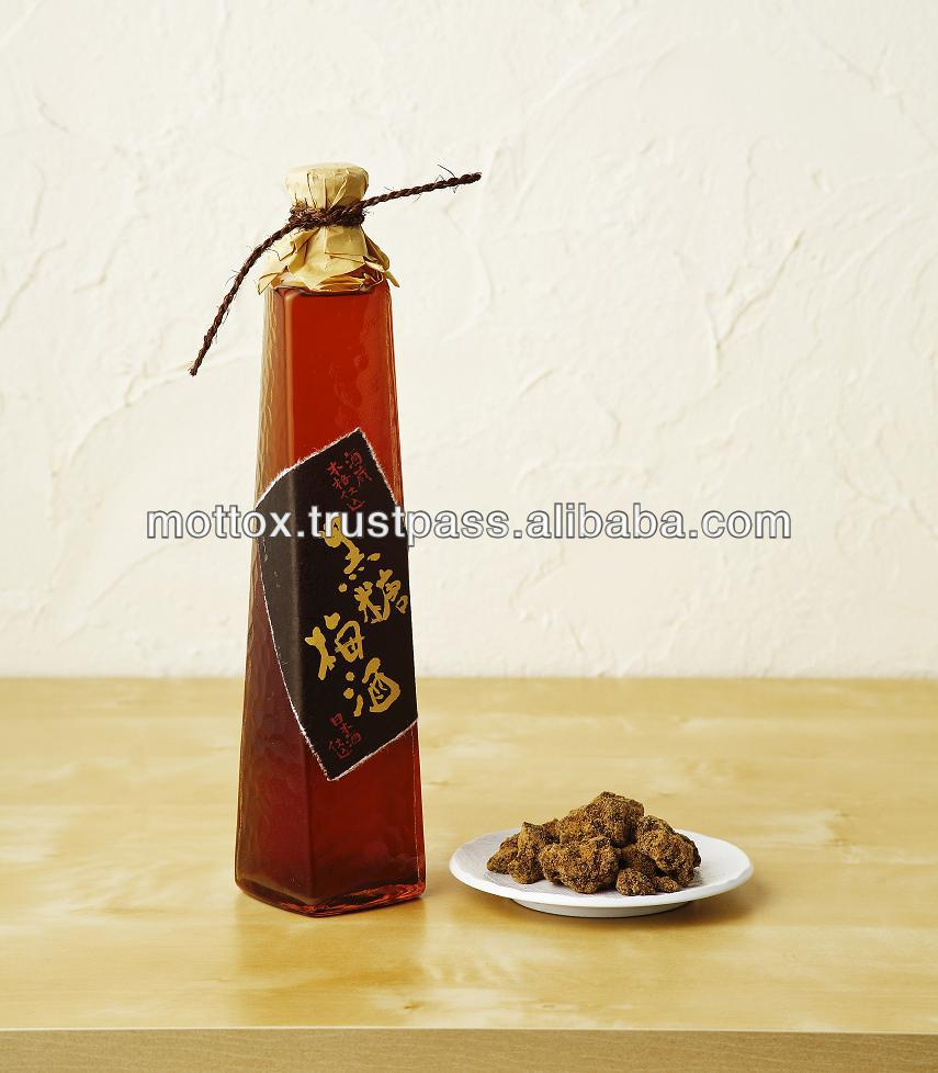 Non-filtered Japanese plum wine, wholesale drinks, sweet and smooth