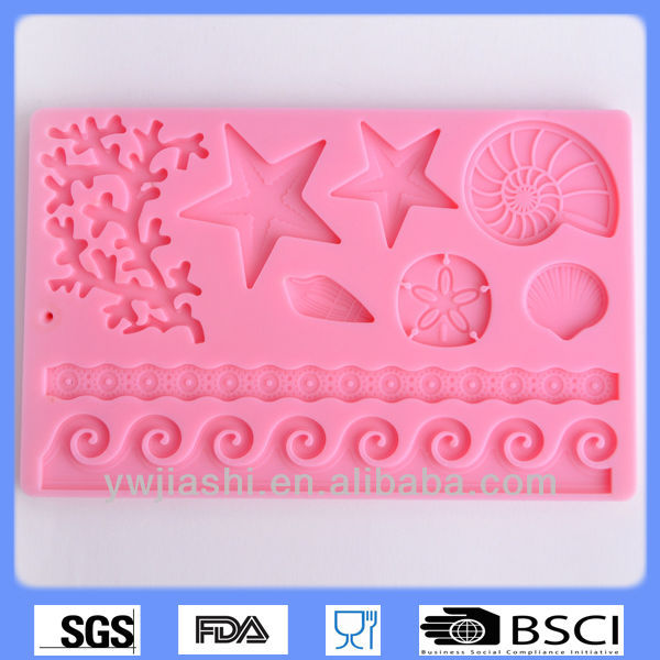 Cake Art Food Casting Gel : chocolate for molding,Silicone Handmade Fondant Crafts DIY ...