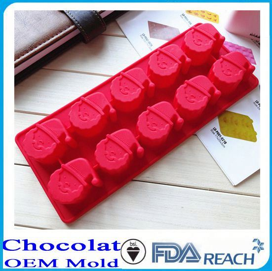 how to make heart shaped chocolate molds