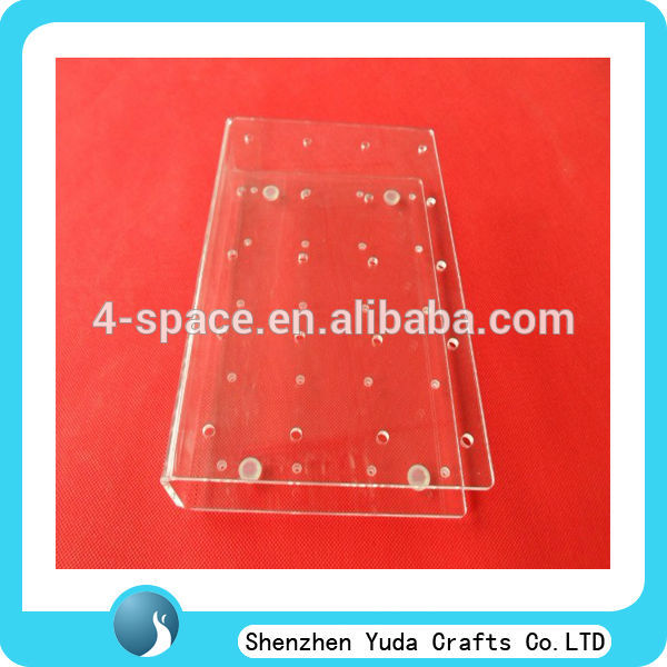 Clear Acrylic Lolly Display Stand Acrylic Lollypop Rack