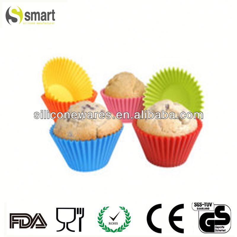 Orchid cup cake silicone mould,cup cake decorating tools,cake design maker