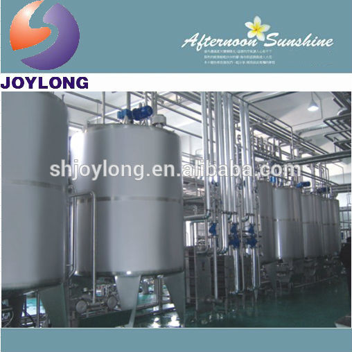 Mini Dairy Processing Plant : Small scale uht milk processing plant products china