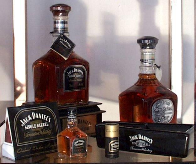how to drink jack daniels single barrel