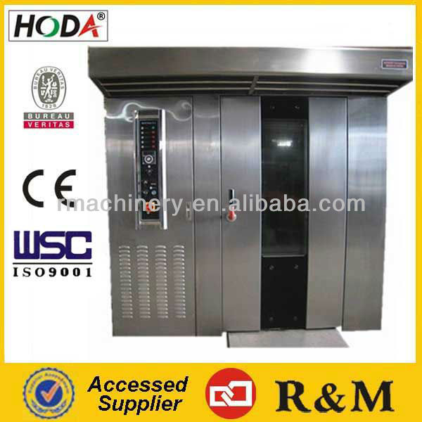 China Supplier Prices Rotary Rack oven,Bread Rotary Oven For Bakery, Best Rotary Oven
