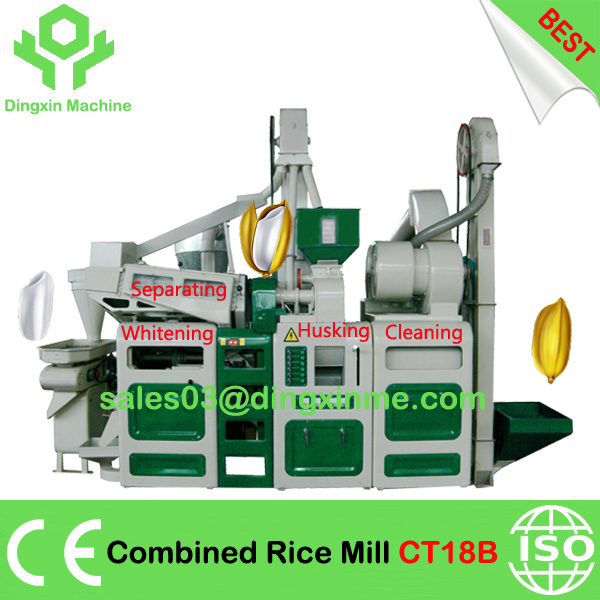 Small Rice Milling Machine Small Rice Milling Line Mini