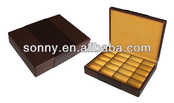 Custom Graceful Wooden Chocolate Box