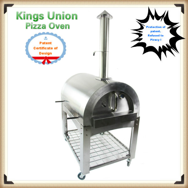 brick pizza oven wood used for sale