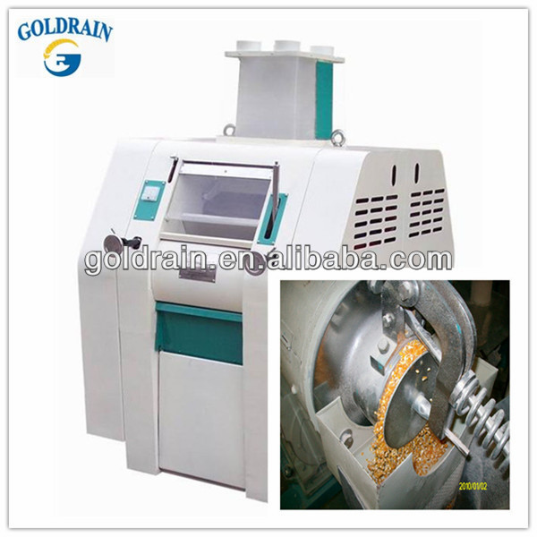ISO certificate complete flour mill production line