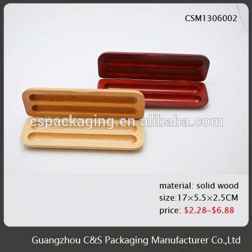 2014 Hot Sales High-End Handmade Luxury Cinnamon Wood Box