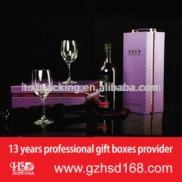 Luxury red wine box wood products,China Luxury red wine ...