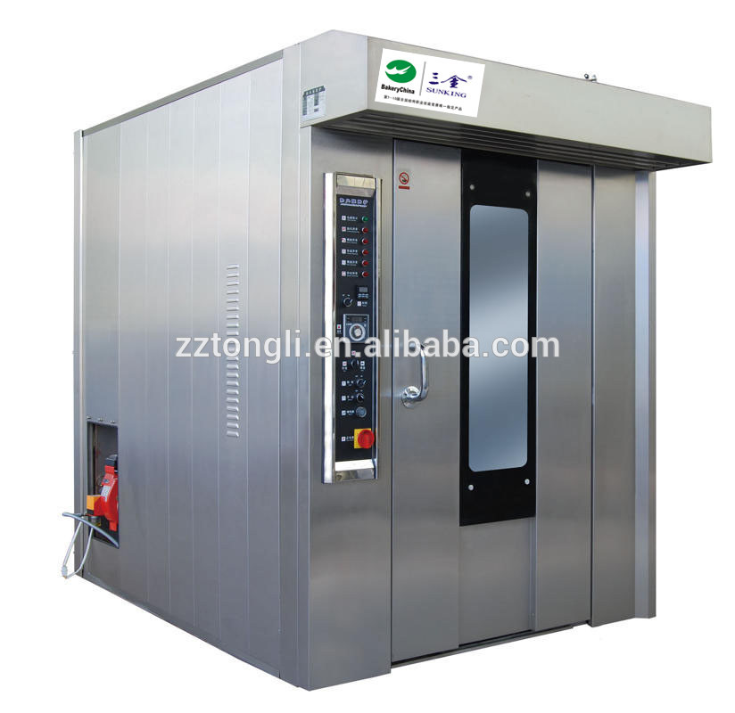 price rotary rack oven/ rotary oven