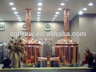 CG-300L of micro Beer brewing equipment