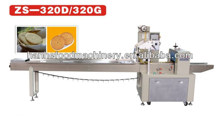 Zs 320d automatic food packing machine for chocolate bar for Food bar packaging machine