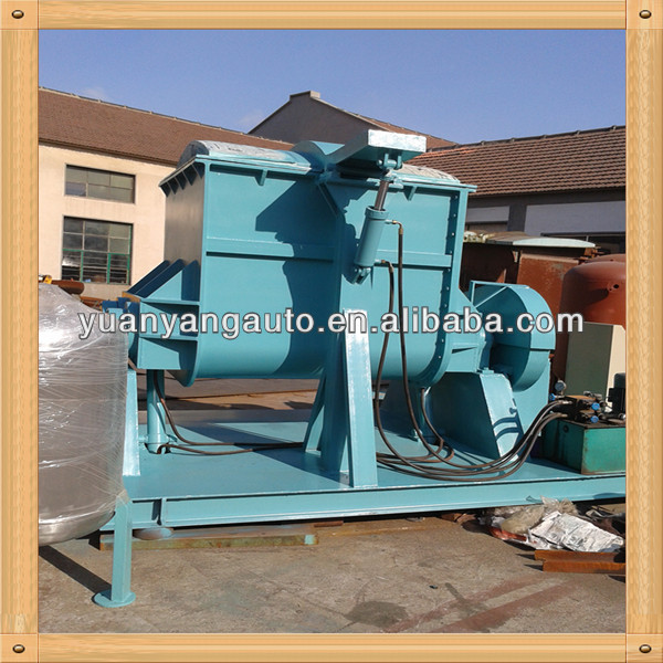 Kneading Mixer for Chewing Gum & Sealant