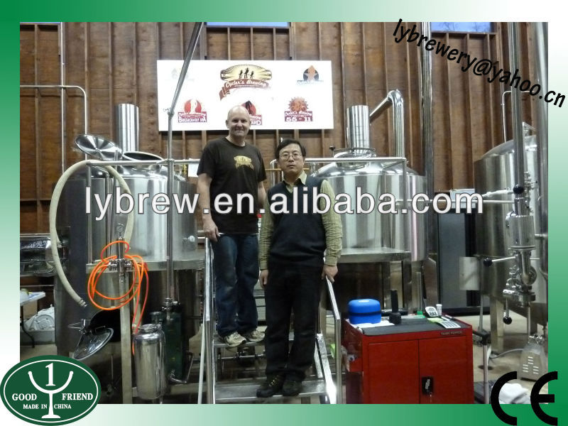 15barrel brewhouse/15bbl beer brewery system/Beer brewing equipment/small beer brewery