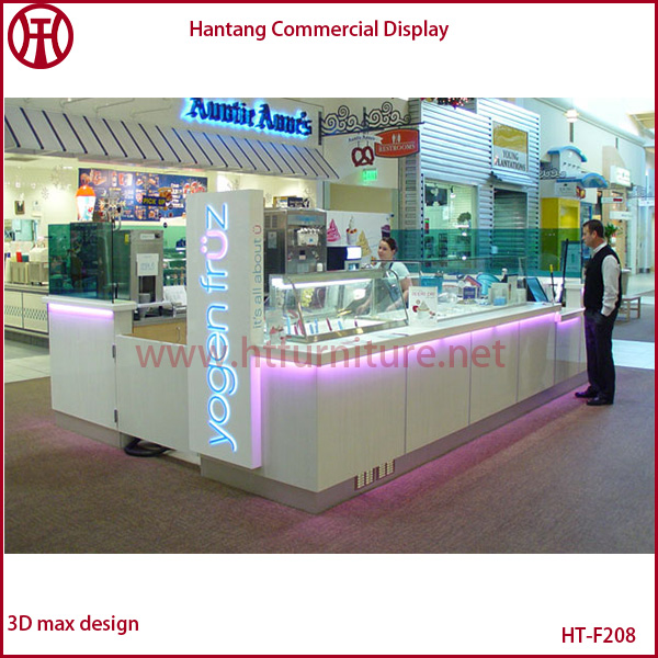 Mall Food Kiosk Manufacturers