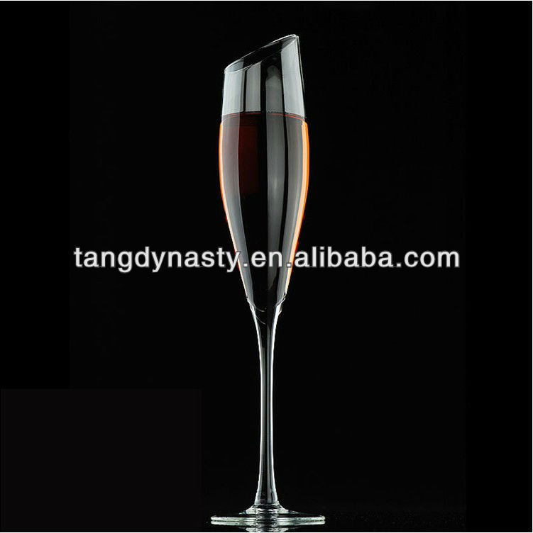 Hand blown champagne glass products china hand blown champagne glass supplier - Hand blown champagne flutes ...